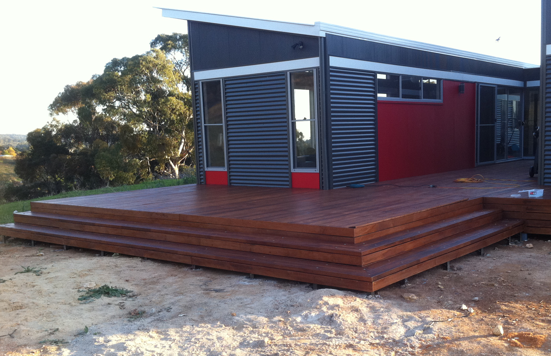 decking adelaide